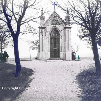 Kapelle am Küniglberg, historische Aufnahme